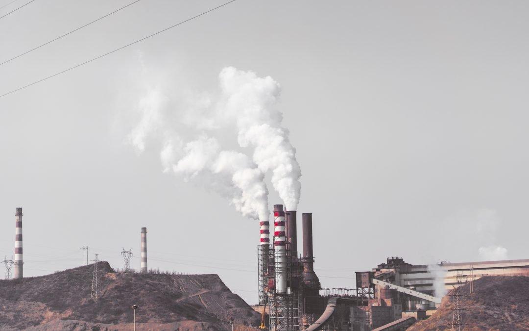 global emissions drop